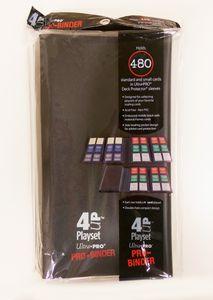 Ulta Pro 4UP Playset Pro-Binder