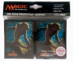 80 Shadows over Innistrad MtG Sleeves - Ultra Pro (66x91mm) – Bild 5