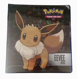 "Pokemon 2"" Album - Eevee - Ultra Pro Ordner"
