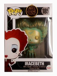 Funko POP! Disney -Alice Looking Glass - Iracebeth Bronze Platina LIMITED #10622