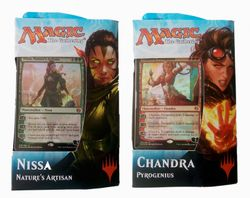 Kaladesh Planeswalker Deck englisch - MtG Magic the Gathering – Bild 1