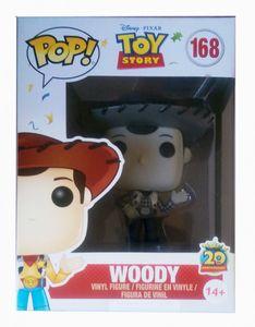 Funko POP! Disney 20th Anniversary Woody (Black & White) 9cm #11889