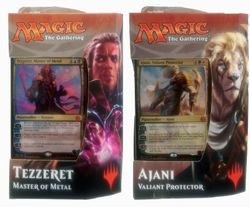 Aether Revolt Planeswalker Deck englisch - MtG Magic the Gathering – Bild 1