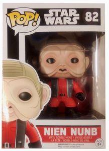 Funko POP! Star Wars EP VII - Nien Nunb #6586