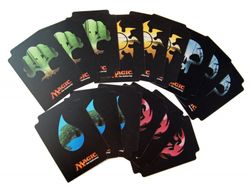 Ultra Pro MtG Magic Mana 5 Kartentrenner (15) Dividers