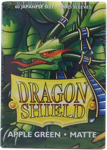 60 Dragon Shield Small Sleeves - Japanese Matte - Farbe wählen -  – Bild 2