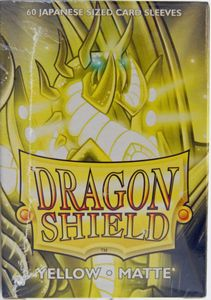 60 Dragon Shield Small Sleeves - Japanese Matte - Farbe wählen -  – Bild 6