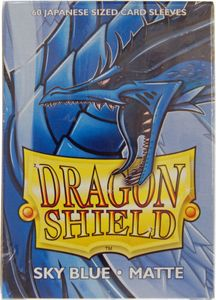 60 Dragon Shield Small Sleeves - Japanese Matte - Farbe wählen -  – Bild 7