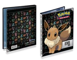 Pokemon 4-Pocket Portfolio Eevee #84918 von Ultra Pro – Bild 1
