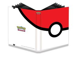 Pokemon Pro Binder - Pokeball 9-Pocket #85122 – Bild 2