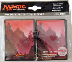 80 Mana 5 Magic MtG Sleeves - Ultra Pro (66x91mm) – Bild 2