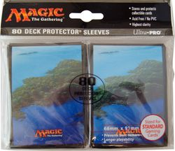 80 Mana 5 Magic MtG Sleeves - Ultra Pro (66x91mm) – Bild 3
