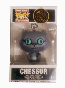 Funko POP Keychain - Disney Alice through the Looking Glass : Chessur