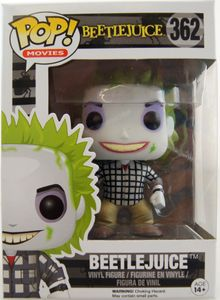 Funko POP! Movies : Beetlejuice - Check Shirt #11343
