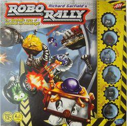 Robo Rally - englisch - Brettspiel