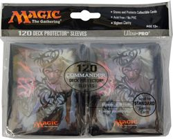 120 Commander 2016 Magic MtG Sleeves - Ultra Pro (66x91mm) – Bild 3