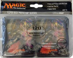 120 Commander 2016 Magic MtG Sleeves - Ultra Pro (66x91mm) – Bild 6