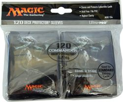 120 Commander 2016 Magic MtG Sleeves - Ultra Pro (66x91mm) – Bild 2