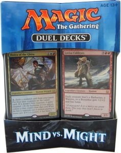 Mind vs. Might Magic the Gathering Duel Decks englisch MtG