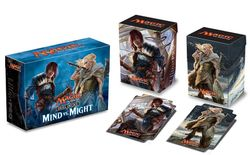Mind vs. Might Deckbox Ultra Pro Deck Box MTG Duel Decks  – Bild 1