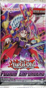 Yu-Gi-Oh ! Fusion Enforcers Booster deutsch 1.Auflage