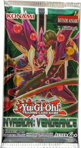 Yu-Gi-Oh ! Invasion: Vengeance Booster deutsch 1.Auflage