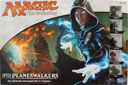 Arena of the Planeswalkers - Brettspiel deutsch