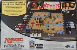 Arena of the Planeswalkers - Brettspiel deutsch – Bild 2