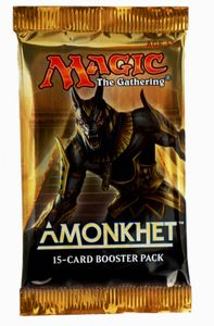 Amonkhet Booster Pack englisch - MtG Magic the Gathering