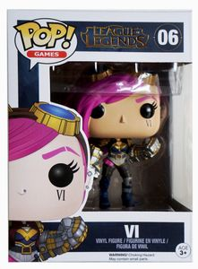 Funko POP! Games - League of Legends - VI #10302