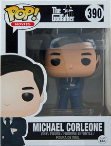Funko POP! Movies - The Godfather - Michael Corleone - Der Pate #4715