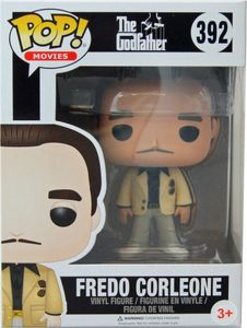 Funko POP! Movies - The Godfather - Fredo Corleone - Der Pate #4717