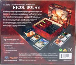 Magic the Gathering : Archenemy - Nicol Bolas - englisch – Bild 2