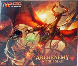 Magic the Gathering : Archenemy - Nicol Bolas - englisch – Bild 1