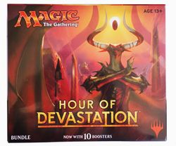 Hour of Devastation Fat Pack Bundle englisch Magic the Gathering  – Bild 1