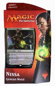 Hour of Devastation - Planeswalker Deck englisch - MtG Magic the Gathering – Bild 2