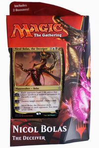 Hour of Devastation - Planeswalker Deck englisch - MtG Magic the Gathering – Bild 3