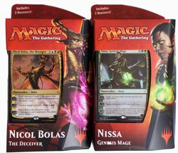Hour of Devastation - Planeswalker Deck englisch - MtG Magic the Gathering – Bild 1
