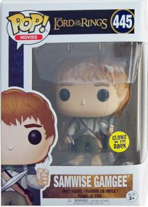 Funko POP! Movies Lord of the Rings - Samwise Gamgee #13553