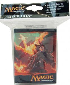 Magic MtG Deck Box Magic Fate Reforged : Sarkhan Vol