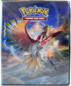 Pokemon 4-Pocket Portfolio Sun and Moon 3 Burning Shadows  #85130 Ultra Pro