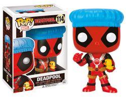 Funko POP! Marvel - Deadpool Shower Cap and Ducky #7491