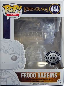 Funko POP! Movies - Lord of the Rings - Invisible Frodo #13552
