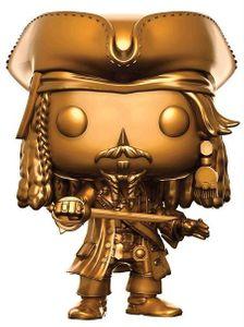 Funko POP! Pirates of the Carribean - Jack Sparrow goldfarben #13842