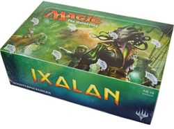 Ixalan Booster Display deutsch MtG Magic the Gathering