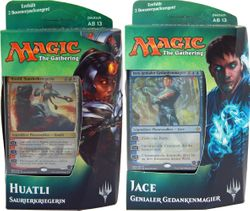Ixalan - Planeswalker Deck deutsch - MtG Magic the Gathering – Bild 1