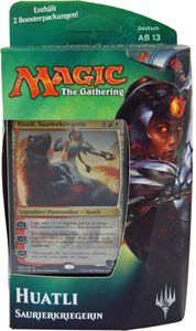 Ixalan - Planeswalker Deck deutsch - MtG Magic the Gathering – Bild 2