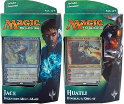 Ixalan - Planeswalker Deck englisch - MtG Magic the Gathering – Bild 1
