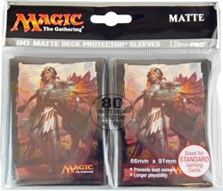 80 Ixalan Magic MtG Sleeves - Ultra Pro (66x91mm) – Bild 4