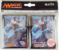 80 Ixalan Magic MtG Sleeves - Ultra Pro (66x91mm) – Bild 2
